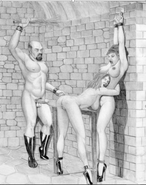 girls tied up for fun