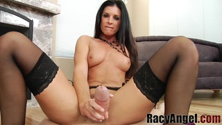 stockings and blowjobs
